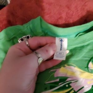 delta ringspun Tops - Girls tee shirt